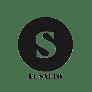 Logotipo de el periodico El Salto